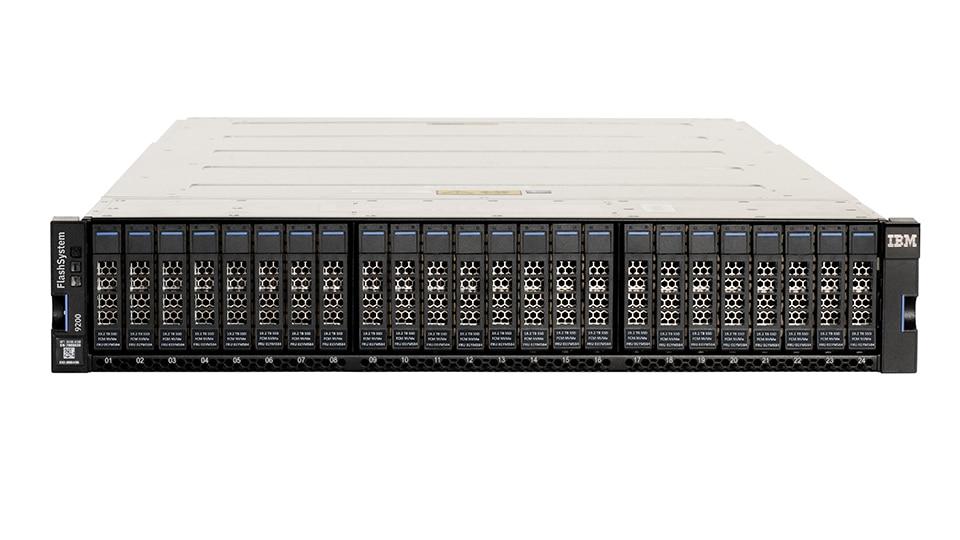 IBM FlashSystem 9200