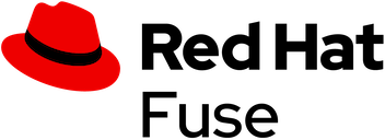 Red Hat Fuse logo