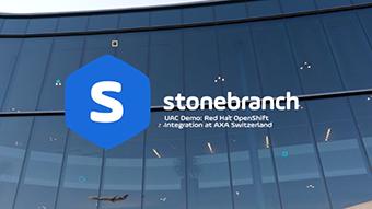 DEMO with Stonebranch and AXA Switzerland