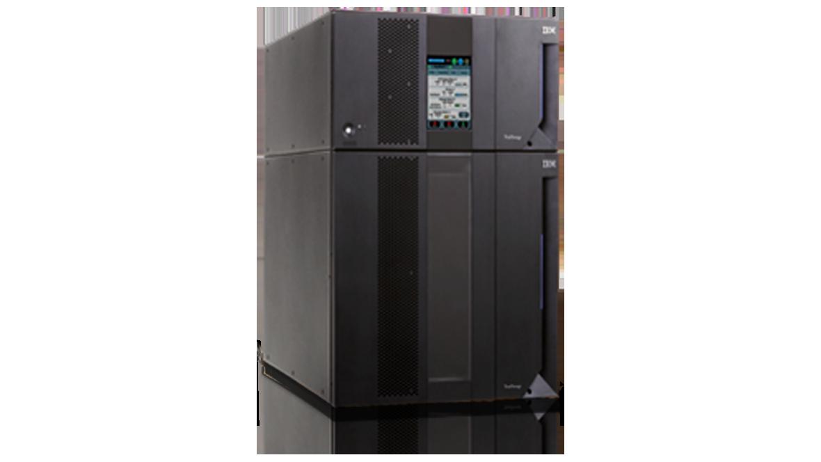 IBM TS3310 Tape Library