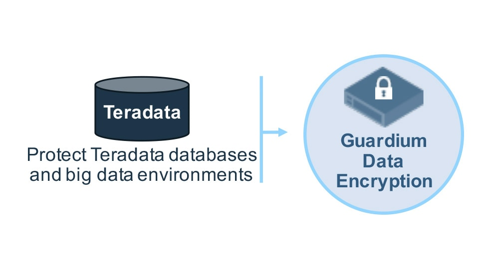 IBM Guardium for Teradata Encryption
