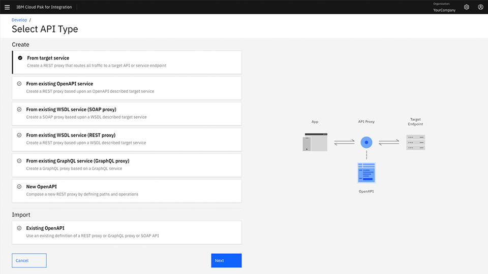 Create APIs