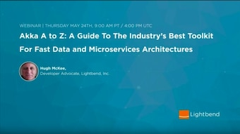 Akka A to Z: The Industry's Choice For Fast Data & Microservices Architectures