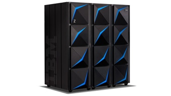IBM z15 three-frame
