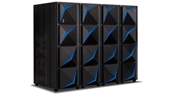 IBM z15 four-frame