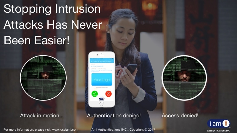 Stop Intrusion Attacks With Just One Touch!