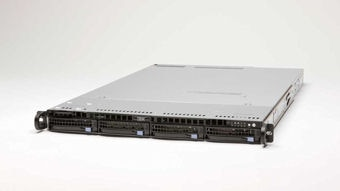 IBM CS821 (1U) - High density virtualization/middleware applications