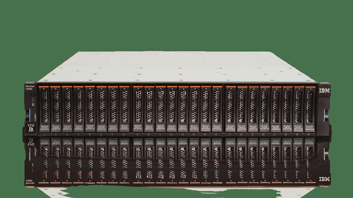 IBM Storwize V5000E