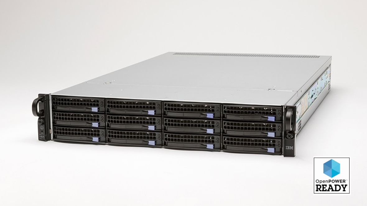 IBM Power System S822LC for Big Data