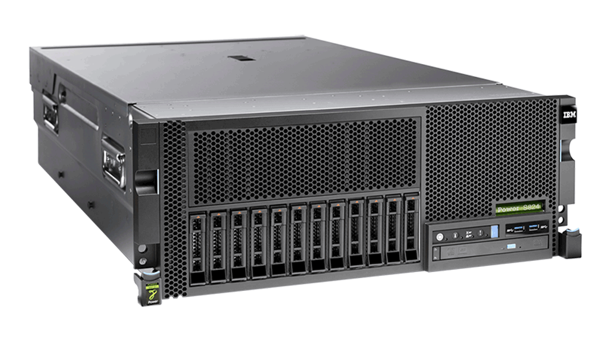 IBM Power Systems S824