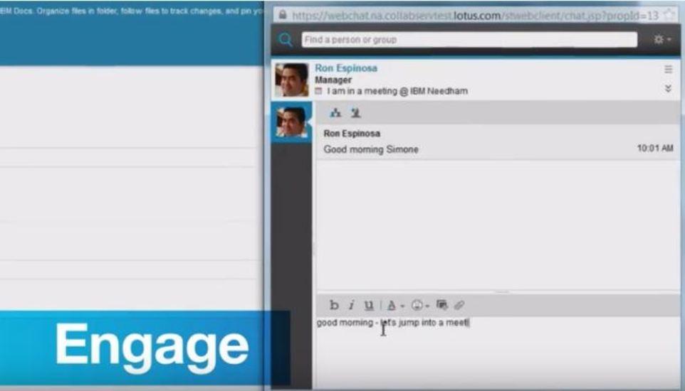 Email, calendario e messaggistica aziendale
