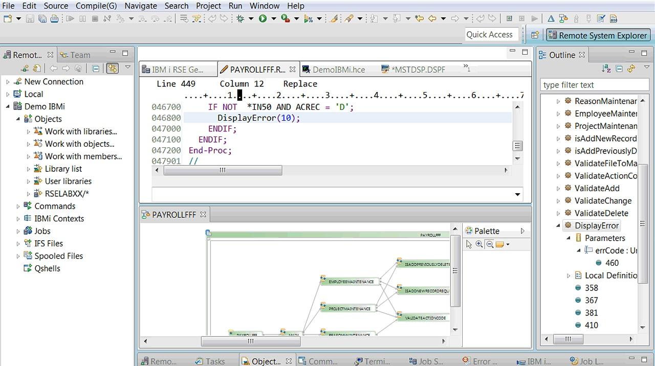 IBM Rational Developer for i -...