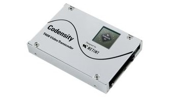 Codensity T408 Transcoder
