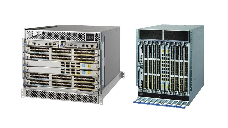 IBM Storage Networking b-type Gen 6 directors