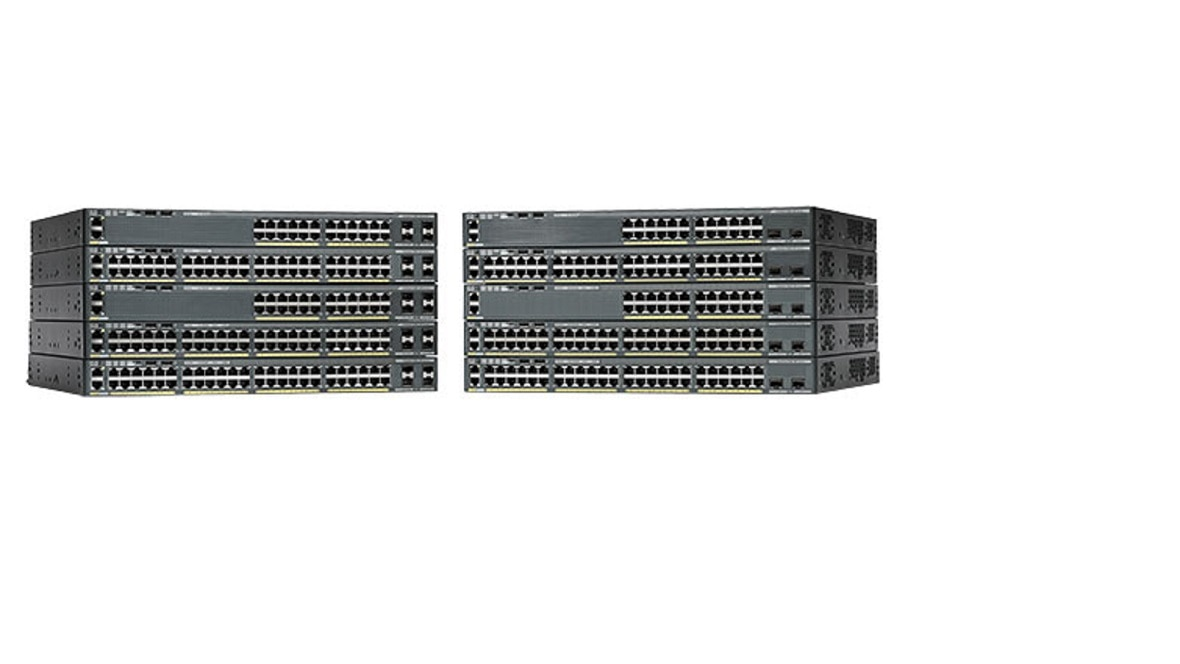 Cisco Catalyst 2960 - X Series