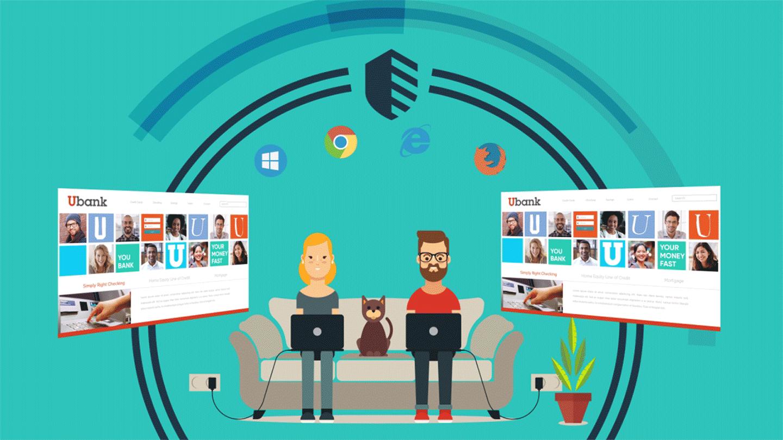 Reibungsloseres Online-Banking für Ihre Endbenutzer