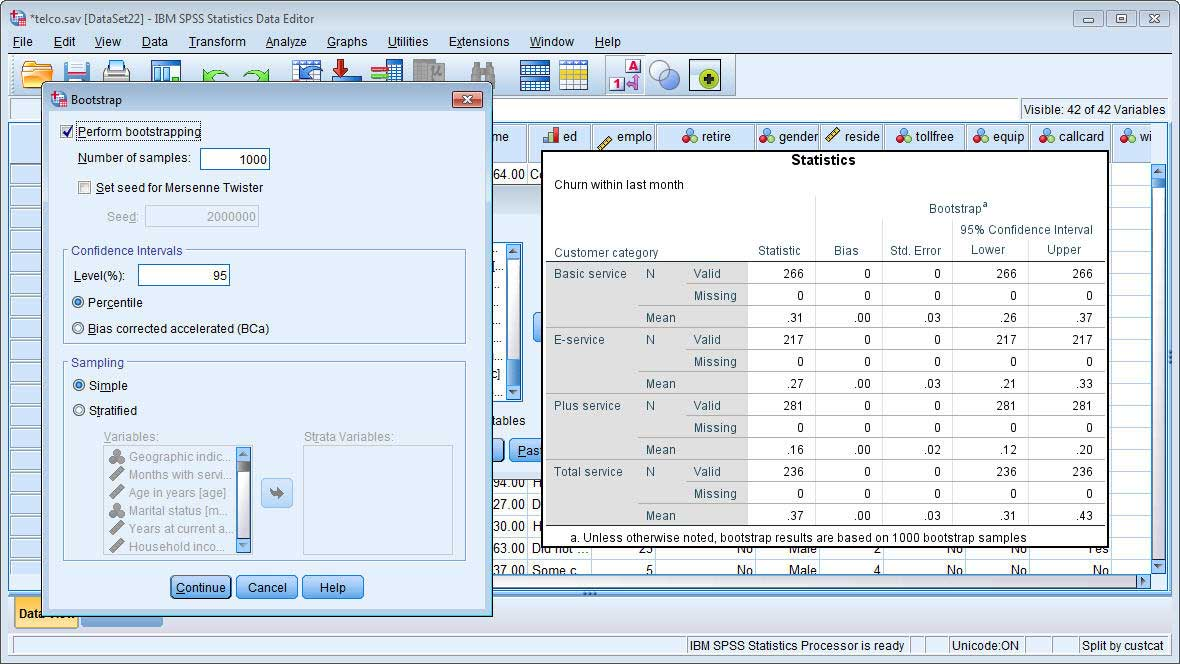 IBM SPSS Bootstrapping - Pricing - United States