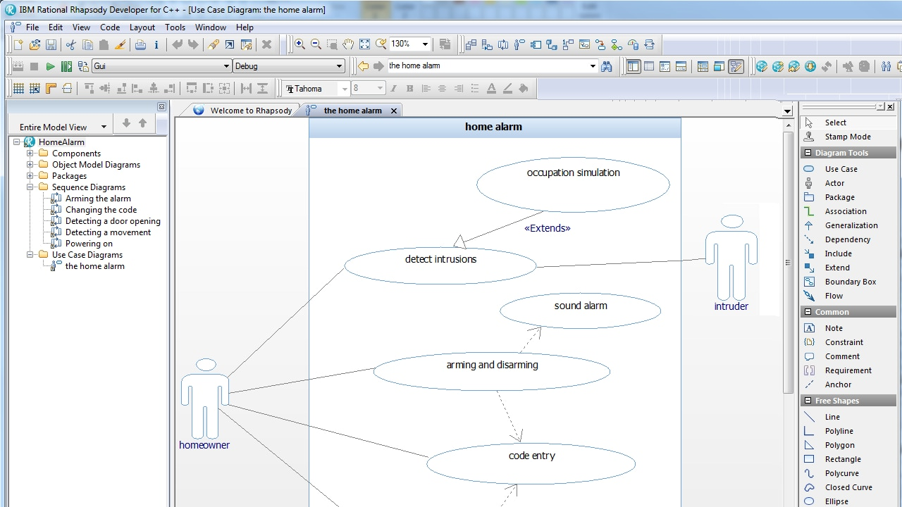 IBM Engineering Systems Design Rhapsody - Overview - United States