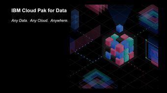 IBM Cloud Pak for Data end-to-end walkthrough