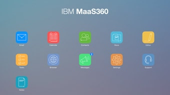 MaaS360 Container App