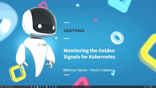 Webinar - Monitoring the Golden Signals for Kubernetes