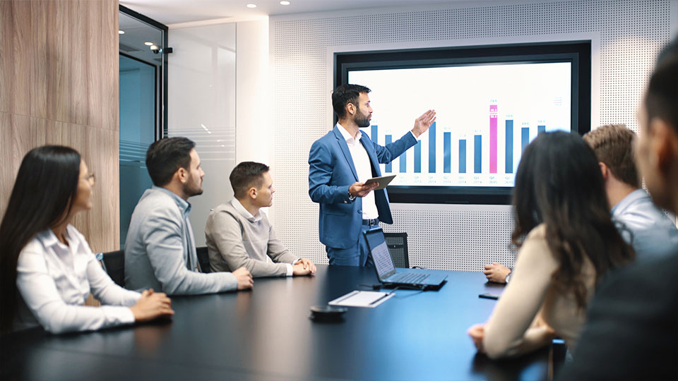 Employer group and executive reporting