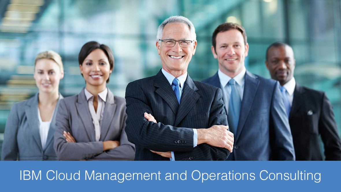 IBM Cloud Management and Operations Consulting