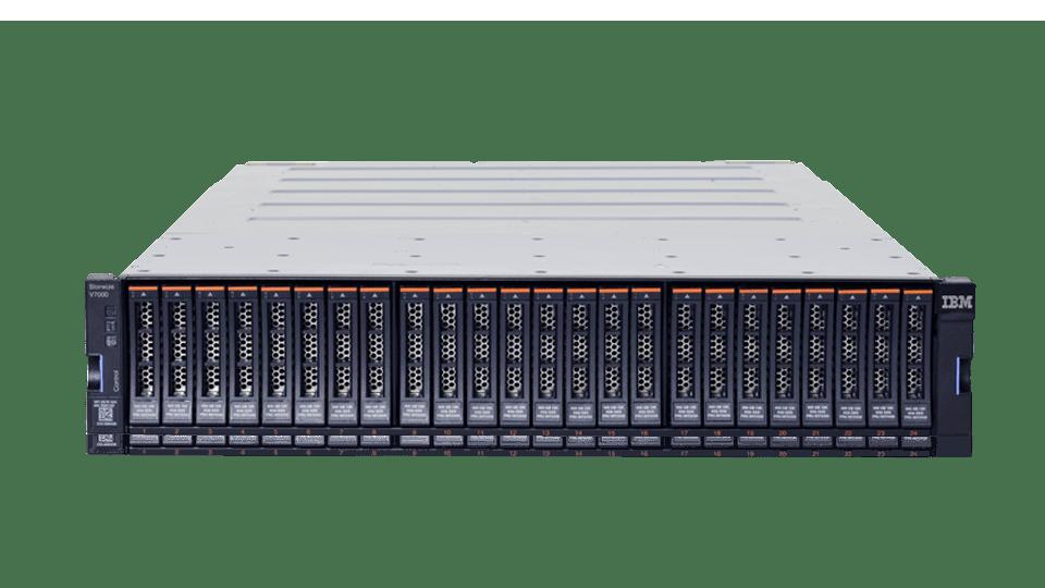 IBM Storwize V7000F