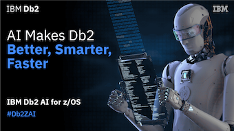 AI Makes Db2 Better, Smarter & Faster