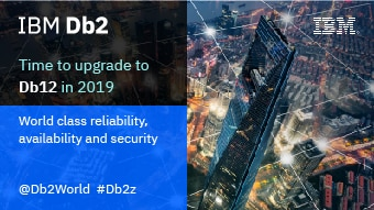 Tim to Upgrade to Db2 12!