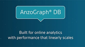 Introducing AnzoGraph DB